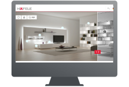 konfiguratoren h fele. Black Bedroom Furniture Sets. Home Design Ideas