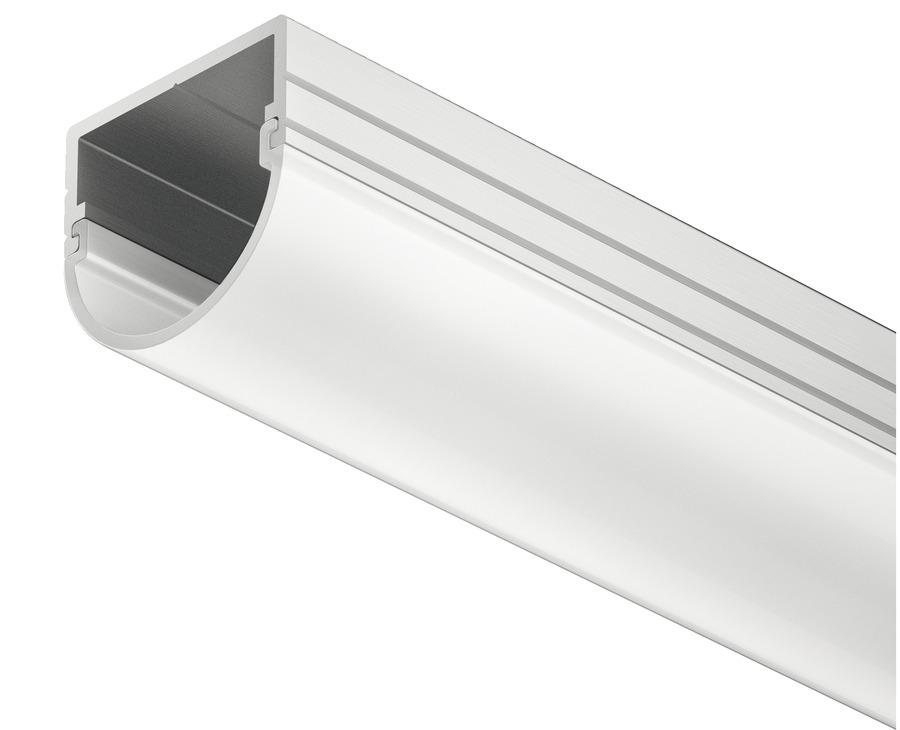 unterbauprofil h fele loox aluminium im h fele schweiz shop. Black Bedroom Furniture Sets. Home Design Ideas