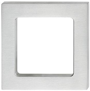 Poign e de meuble pour portes coulissantes en verre en acier inox coller dans la boutique - Poignee adhesive pour porte en verre ...