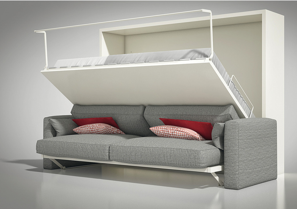 ferrure pour lit escamotable bettsofa teleletto ii avec cadre sommier lattes et cadre sofa. Black Bedroom Furniture Sets. Home Design Ideas