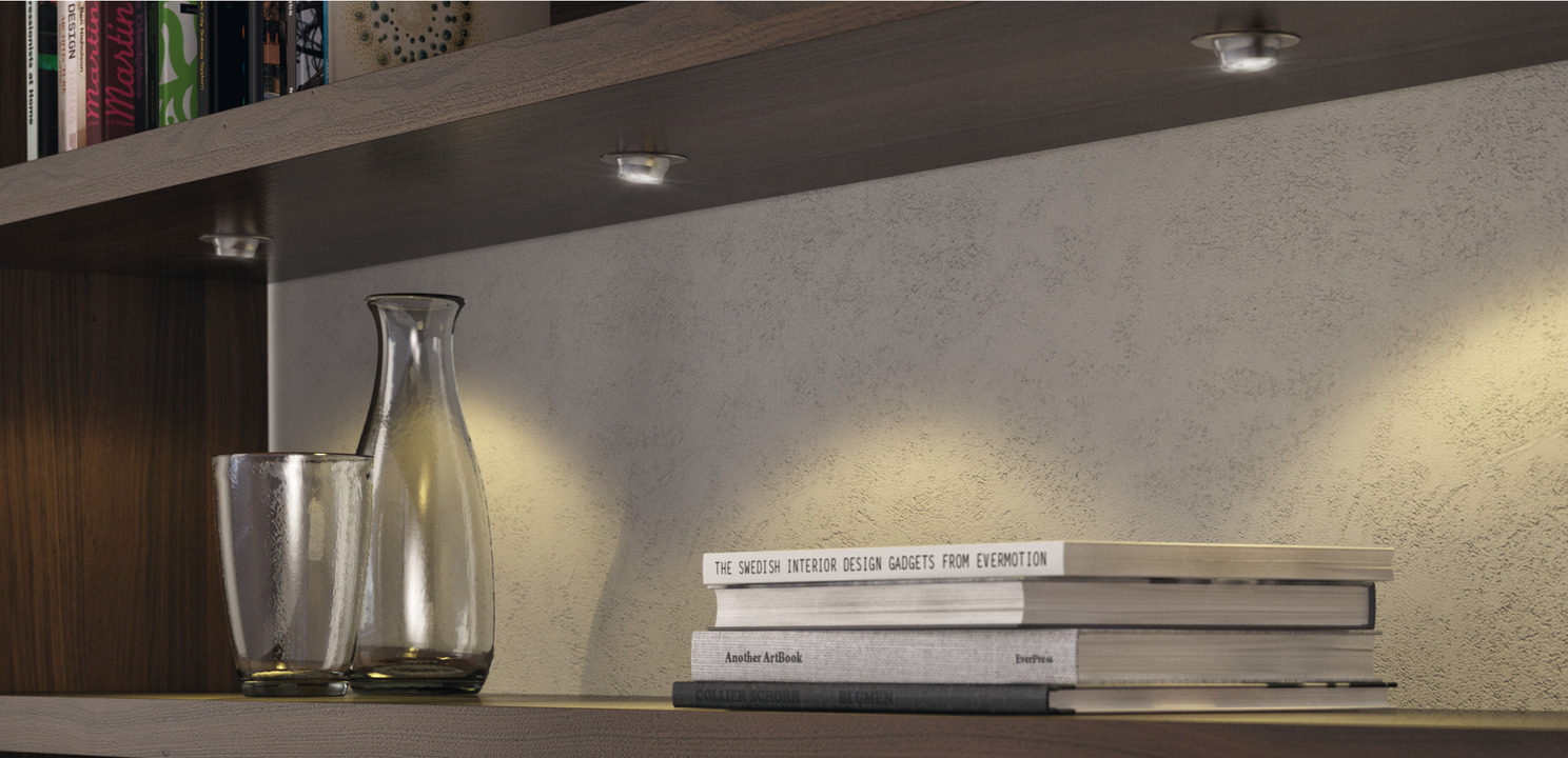 luminaire encastrer rond led 1109 2 w plastique 12 v multi blanc dans la boutique. Black Bedroom Furniture Sets. Home Design Ideas