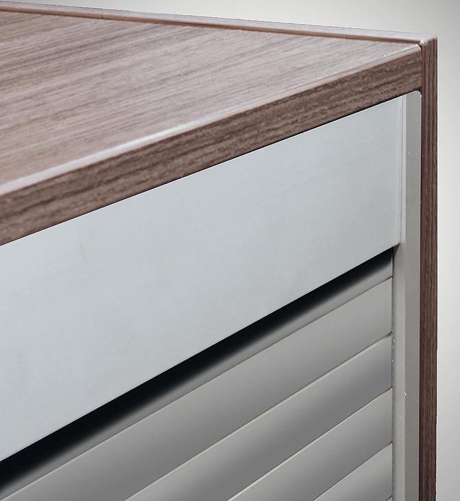 volet roulant standard variante module a3 dans la boutique h fele suisse. Black Bedroom Furniture Sets. Home Design Ideas
